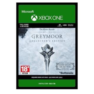【Microsoft 微軟】XBOX ONE 上古卷軸 Online - Greymoor 數位典藏版 - 數位下載版(G3Q-00890 英文版)