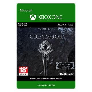【Microsoft 微軟】XBOX ONE 上古卷軸 Online - Greymoor 數位標準版 - 數位下載版(G3Q-00889 英文版)