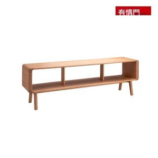 【有情門】天空電視櫃-W150(三色可選