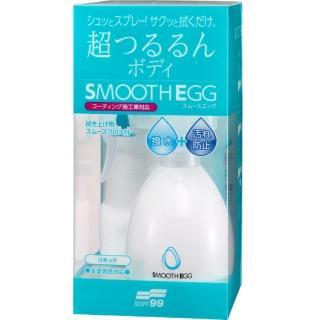 【Soft99】蛋形拋光鍍膜劑
