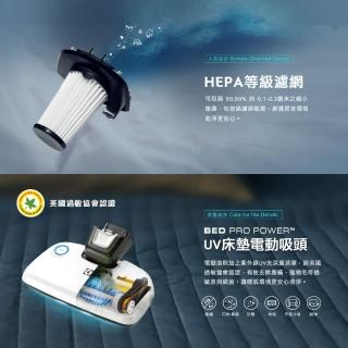 【Electrolux 伊萊克斯】超級完美管家吸塵器-UV除蹣拋光滾刷版(ZB3425BL大全配)