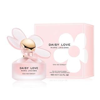 【MARC JACOBS 馬克賈伯】親愛雛菊甜蜜女性淡香水 Daisy Love Eau So Sweet(100ml-公司貨)