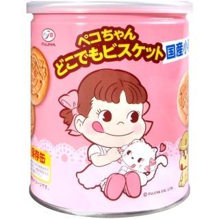 【不二家】Peko娃娃餅乾-保存罐(100g)