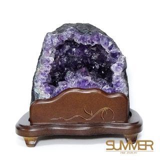 11月限定【SUMMER 寶石】巴西紫晶洞3-5KG(隨機出貨)