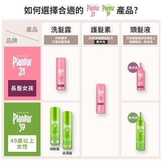 【Plantur39】植物與咖啡因洗髮露 250ml(染燙髮/細軟髮 任選三)