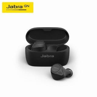 【Jabra】Elite 75t 真無線藍牙耳機(闇黑限量版)