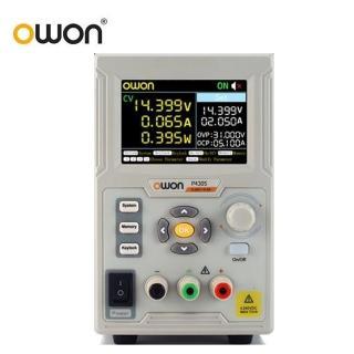 【OWON】單通道可編程線性直流電源供應器 P4603 180W(直流電源供應器 電源供應器)
