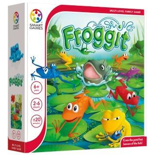 【Smart Games】青蛙大進擊