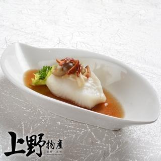 【上野物產】米其林餐廳指定選用 台灣特級 龍膽石斑魚塊 x6包(300g±10%/包)