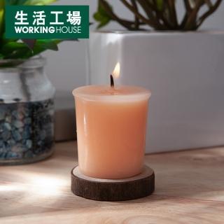 【生活工場】橙花沉香許願蠟燭/