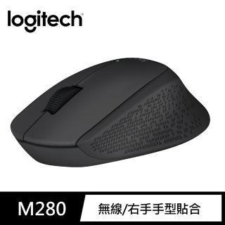 【Logitech 羅技】M280 無線滑鼠