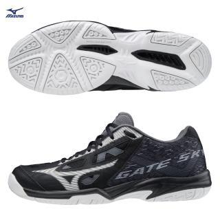 【MIZUNO 美津濃】GATE SKY PLUS 寬楦男款半襪套式排球鞋 71GA204009(排球鞋)