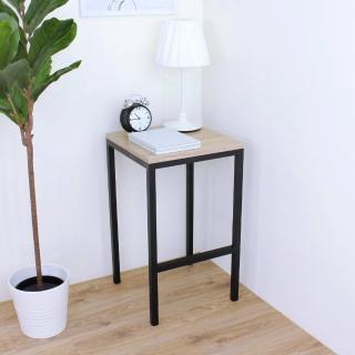 【美佳居】木製椅面(鋼管腳)吧台椅/餐椅/高腳椅/洽談椅(四色可選)