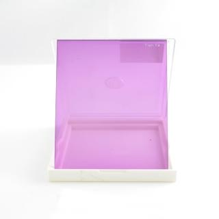【Tianya 天涯】天涯80 相容Cokin高堅P全紫色減光鏡T805A(ND濾鏡 方形減光鏡 減光鏡)