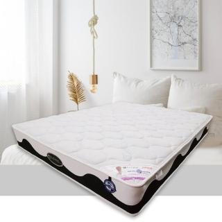 【hoi!】美國伊麗絲冰晶紗獨立筒床墊ES- 利百佳5尺/152x188cm