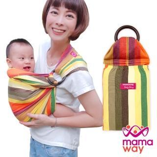 【mamaway 媽媽餵】香蕉星繽樂育兒哺乳背巾