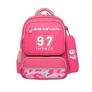 【IMPACT 怡寶】迷彩輕量型書包+筆袋-三色可選(IM00108)