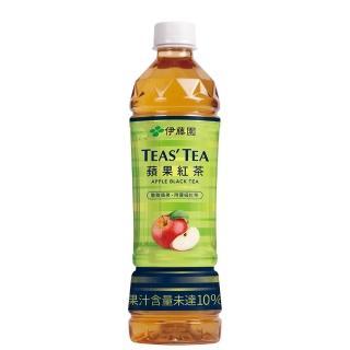 【伊藤園】TEAS TEA 蘋果紅茶535ml 24入x2箱(共48入)