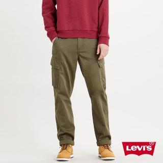 【LEVIS】男款 上寬下窄 XX CARGO休閒工作褲 / 軍綠-人氣新品