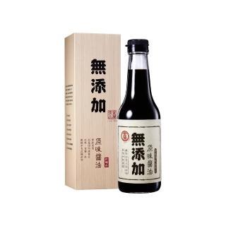 【金蘭食品】無添加原味醬油500ml(無添加/原味/料理/健康/純粹/安心/推薦)