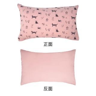 【Yvonne Collection】多款任選_純美國棉被套床包組(單人/雙人/加大)