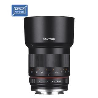 【韓國SAMYANG】50mm F1.2 AS UMC CS 手動對焦定焦鏡(公司貨 Sony-E接環)