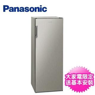 【Panasonic 國際牌】170公升直式冷凍櫃(NR-FZ170A)