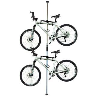 頂天立地自行車架