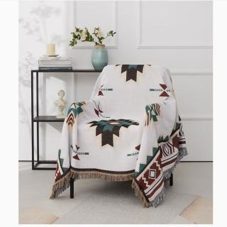歐式原創設計沙發巾多功能蓋毯掛布地毯地墊130*180cm蘇克雷/
