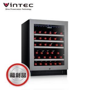 【VINTEC】單門單溫酒櫃 VWS050SSA-X(新品上市)