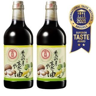 【金蘭食品】香菇素蠔油1000ml x2入(全素/香菇/蠔油/油膏)