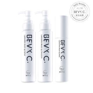 【BEVY C.】4.0大改版─妝前保濕3件組(化妝水+精華+修護乳)
