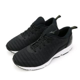 【MIZUNO 美津濃】EZRUN ALTAIR 基礎耐磨慢跑鞋 白/黑(J1GC185501 J1GC185509)