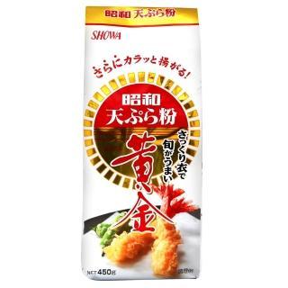 【昭和產業】昭和黃金天婦羅粉(450g)