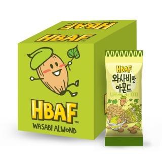 【Toms Farm 湯姆農場】杏仁果30gx12包/盒(蜂蜜奶油/芥末)