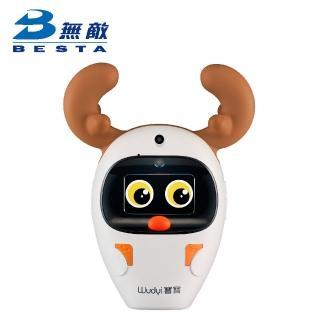 【無敵】Wudyi寶寶伴讀學習機(學齡前/語言啟蒙/故事機/寶寶監視器/AI語音互動)/