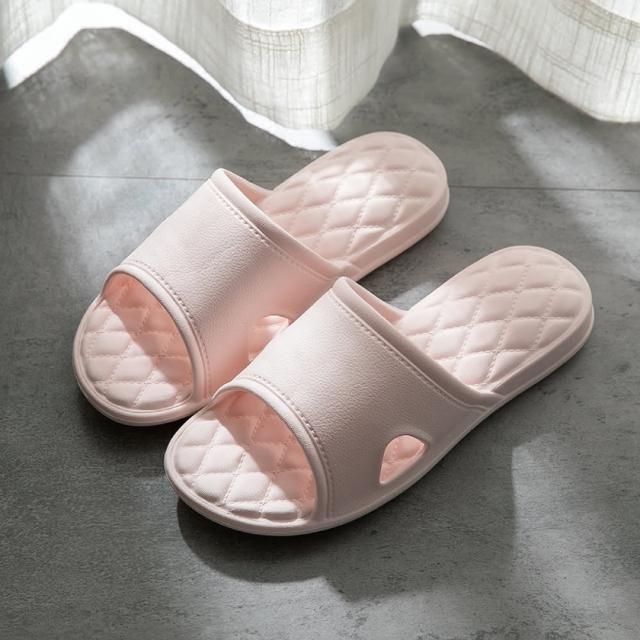 【佳工坊】EVA加厚防滑室內拖鞋(1雙)