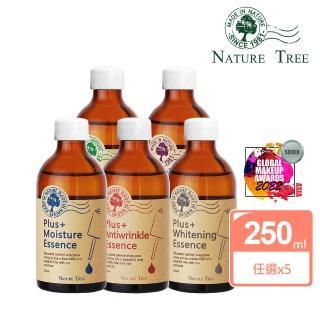 【Nature Tree】濃縮精華經典功效 250ml 5入組-5種各1(250mlx5)