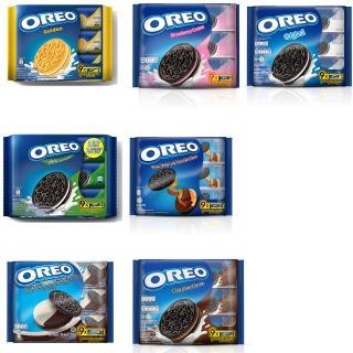 【OREO 奧利奧】夾心餅乾隨手包28.5gx9入