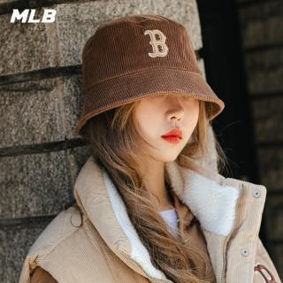 【MLB】燈芯絨漁夫帽