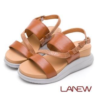 【LA NEW】Fun鬆 超舒適 三密度涼鞋(女00260635)