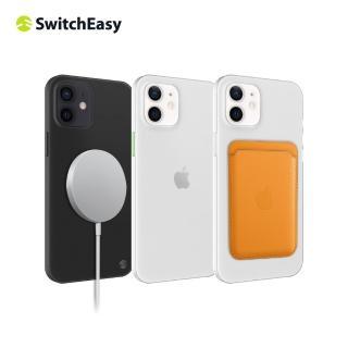 【SwitchEasy】0.35 超薄裸機 5.4吋 iPhone 12 mini 霧面手機保護殼(防指紋)