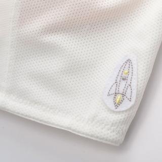 【BeenTeen 嬪婷】校園運動 M-3L背心 水涼紗與透氣網洞布 清涼有型 吸排快乾 BB1221CR(冰涼白)