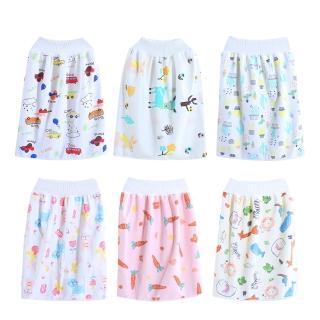 【Baby 童衣】寶寶高腰防水隔尿裙 兒童嬰兒布尿褲 尿墊 88576(共12款)