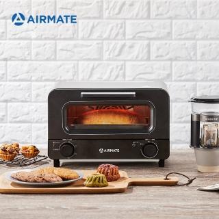 【AIRMATE 艾美特】11L多功能旋風烤箱-KTF12211(旋風蒸氣)