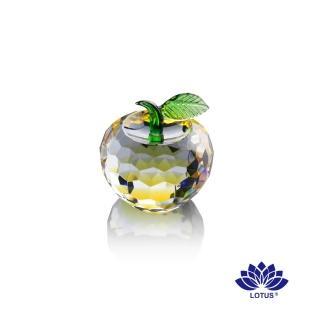 【LOTUS 蓮花】水晶金蘋果