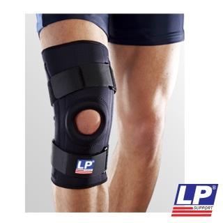 【LP SUPPORT】LP SUPPORT 功能性彈簧膝關節護 具 1雙(709)