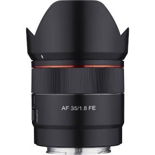 【韓國SAMYANG】AF 35mm F1.8  自動對焦定焦鏡(公司貨 SONY FE接環)