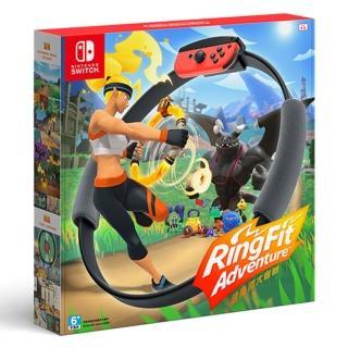 【Nintendo 任天堂】Switch遊戲 健身環大冒險(對應中文)