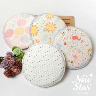 【NEW STAR】MIT吸濕排汗護頭Q彈高支撐嬰兒枕(嬰兒枕 護頭 頭型 寶寶 台灣製造  吸濕排汗 支撐 好用 推薦)